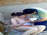 Real Life Busty Sister & Brother In Punj...