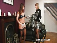 Girls Ripping Clothes Off 1