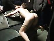 Homemade Gangbang Sex Video With A Horny Shor...