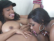Carmen Hayes And Taylor Layne Are Two Big Bla...