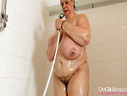 Mary - Do It A Nude Sexy Shower - 19-10-16