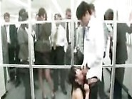 Cute Girl Is Molested When She Is In Job Inte...