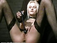 Sadistic Punishment Of Blonde Uk Slave Wynter...