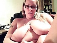 Fat German Blonde Milf With Ideal Shapes