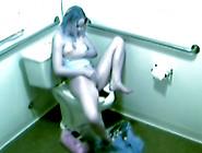 Hidden Camera Films A Beauty Masturbating On ...