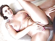 Hot Brunette Is Having Extremely Wild Sex Wit...