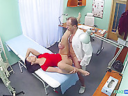 Alex In Sexy Patient Is Given The Cock Cure I...