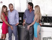 Friends Daughter Gangbang And Daddy Fucked My...