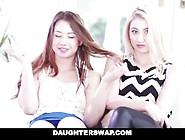 Daughterswap - Hot Teens Fuck Dad For Mardis-...