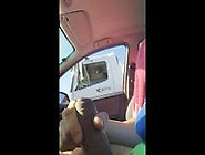 Flashing For Truckers (Blurred Faces) 02 - Be...
