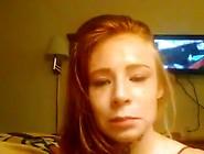 Slut Dances On Facebook Live