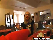 Public Restaurant Flashing