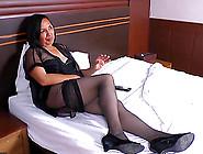 Hot Mature Latin Granny Fucking Hardcore With...