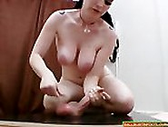 Torturing Testicles For A Load Of Cum