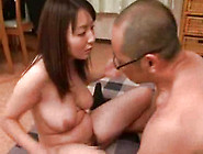 Sleazy Japanese Beauty Moans After Wild Sex