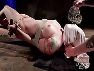 Sophia Locke Gets Tortured In A Dungeon