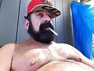 Shorts Buldge Bunce Smoke Grease Bear Belly B...