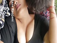 Big Boobs Aunty Hot Romance With Young Boy Ou...