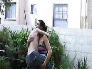Amazon Woman Lift And Carry Small Man