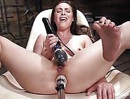 Porn Super Star Casey Calvert Anally Fucked B...