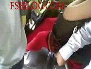 Boobs Grab In An Indian Bus