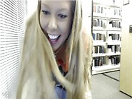 Rechelsinger Flashing At Public Library Pussy...