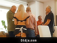 Old Young Outstanding Gang Bang With ### Tayl...