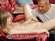 Teen Babe Gets Her Pussy Eaten