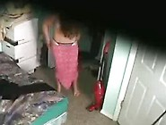 Dad Uses Spycam To See His Daughter Naked