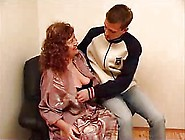 Wonderful Granny July Jerk Off A Young Boy