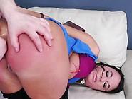 Asia Bondage Orgasm And Anal Fingering Punish...