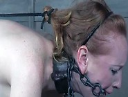 Anal Hook And Asphyxiation Torture For Bdsm-A...