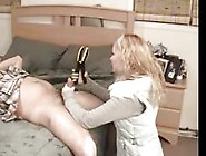 Porn Tube He Better Cum Or She Will Cut Off H...