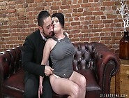 Young Dude Fucks Old Bitch With Saggy Huge Bo...