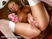 Crazy Dionne Playing With Her Pussy