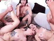 College Hazing Strapon And Teen Dp First Time...