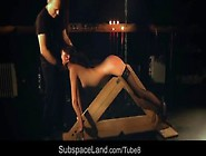 Pain And Pleasure In Bdsm Training Session