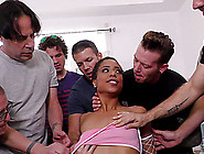 Skinny Babe Kira Noir Gets To Suck Big Fat Di...