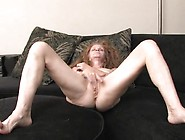 Granny Uses Both Hands To Pleasure Her Old Pu...