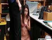 Huge Penis Fucks Clumsy Gal Jacker