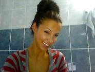 Fun Time In The Bathroom