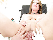 Wife Gyno In Addition To Dildoes And Shag Toy...