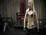 Cruel Punishment By Sadistic Asian Mistress