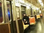 Two Men On The Metro