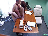 Perv Doctor Takes Advantage Of His Sexy And H...