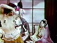 Exotic Slave Girl Dance - Vintage Harem Strip...