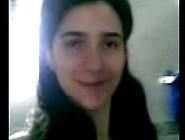 Lebanese Teen Make A Short Video In Bathroom