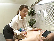 Cute Asian Babe Cures The Next Patient With H...