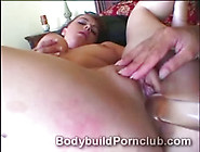 Dirty Model Slut Gets Her Pussy Drilled By Ho...