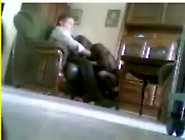 Hidden Cam Catches Mum And Dad Home Alone Hav...